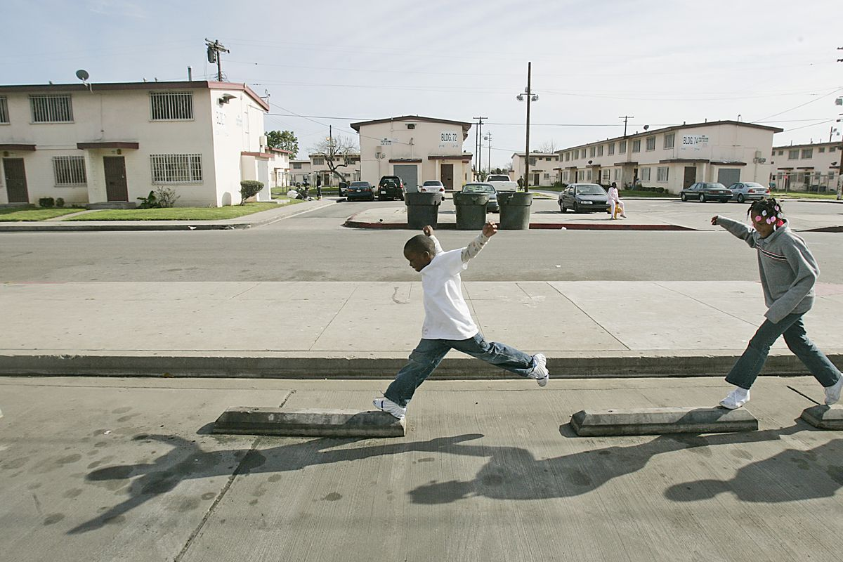 State awards $35M grant for projects in Watts - Curbed LA