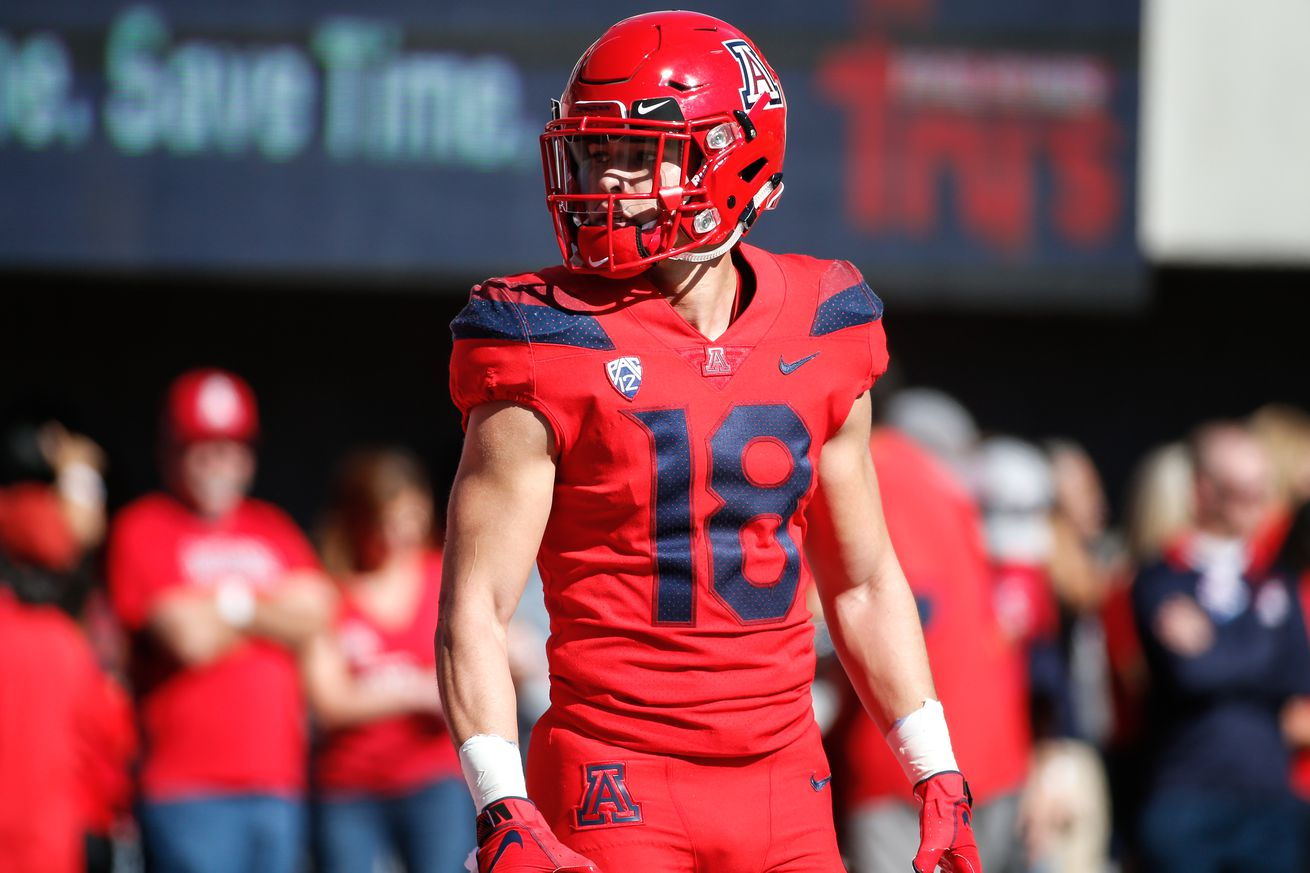 COLLEGE FOOTBALL: NOV 24 Arizona State at Arizona