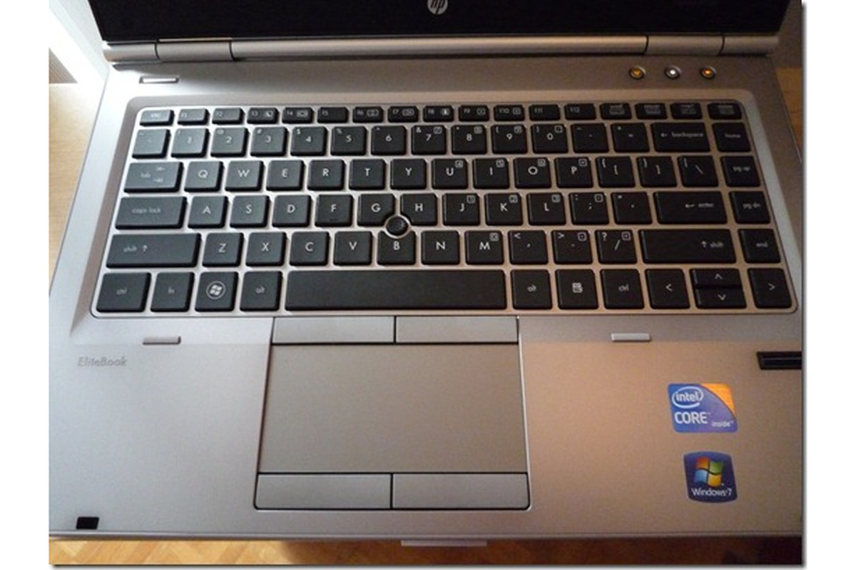 Ivy Bridge HP EliteBook gets first review, high performance