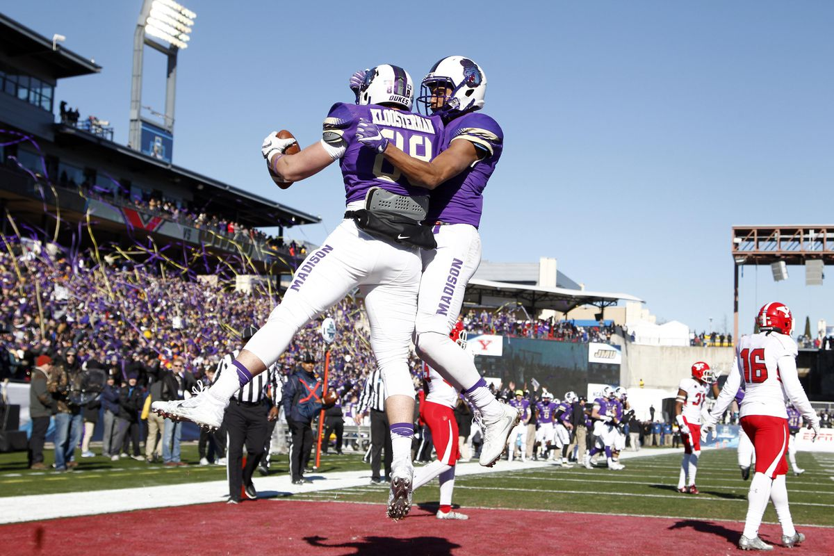 Fcs Championship 2017 Highlights And News From Jmu S Win Over