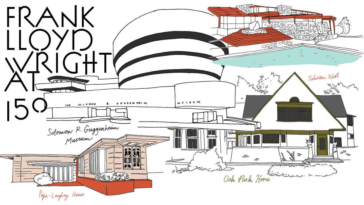 Frank Lloyd Wright His Life and His Architecture