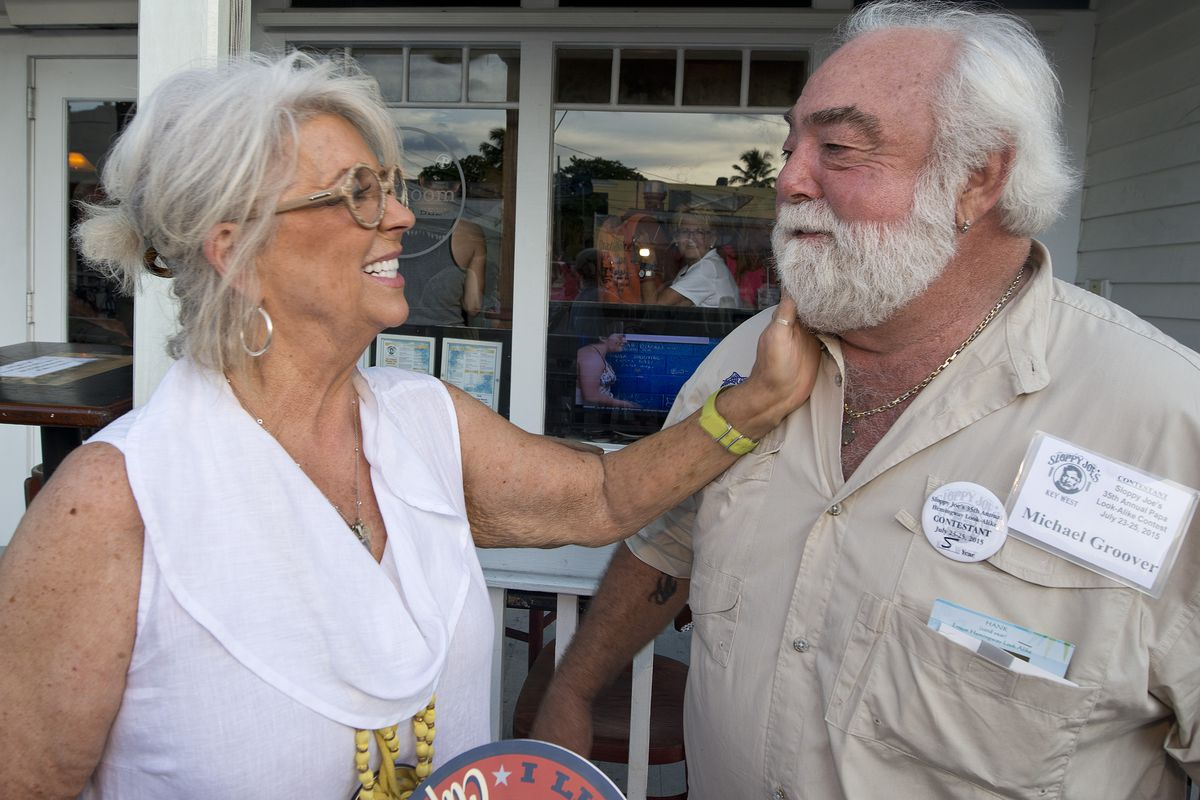 Paula deen photo getty images - Paula Deen And Husband Michael Groover Handout Getty Images