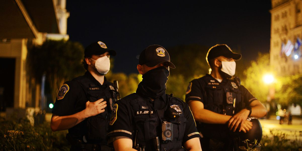 Police brutality, systemic racism, and a hidden ideology helped shape  American policing - Vox