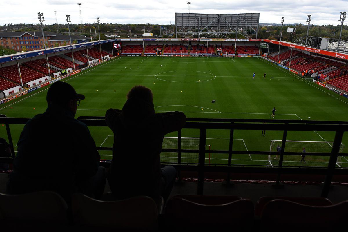 Walsall v Shrewsbury Town - Sky Bet League One