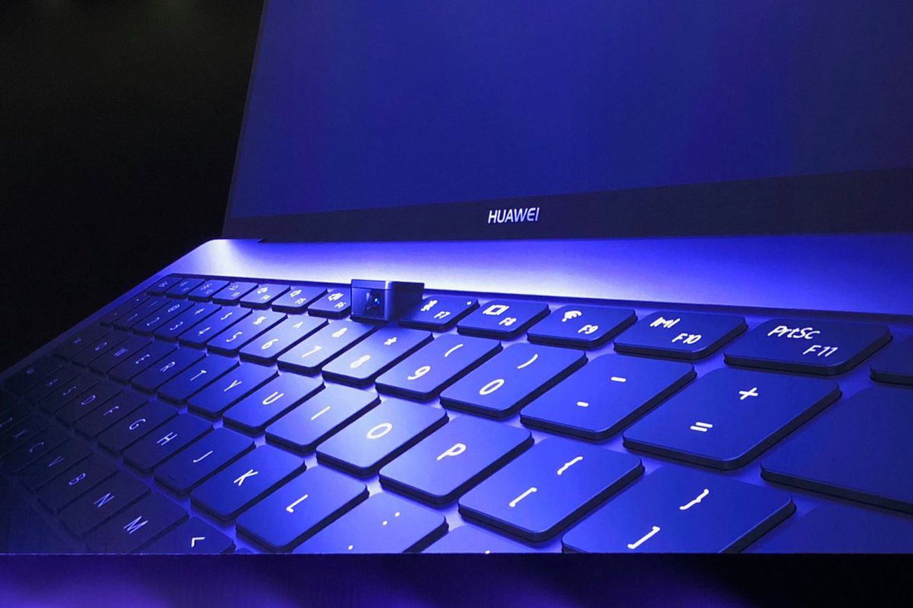 huawei s matebook x pro is now available in the us starting at 1 200