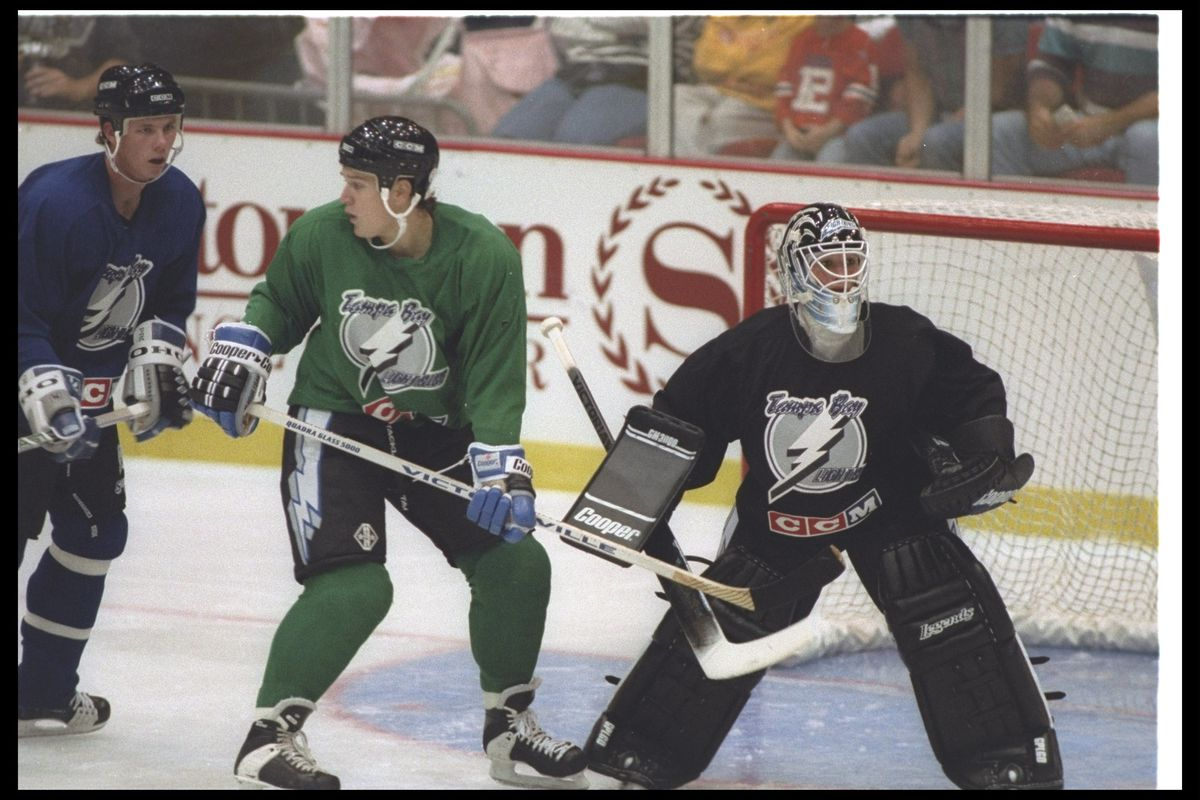 Quick Strikes  The Score recognizes Manon Rheaume s place in Tampa Bay  Lightning history cdec04a28e4