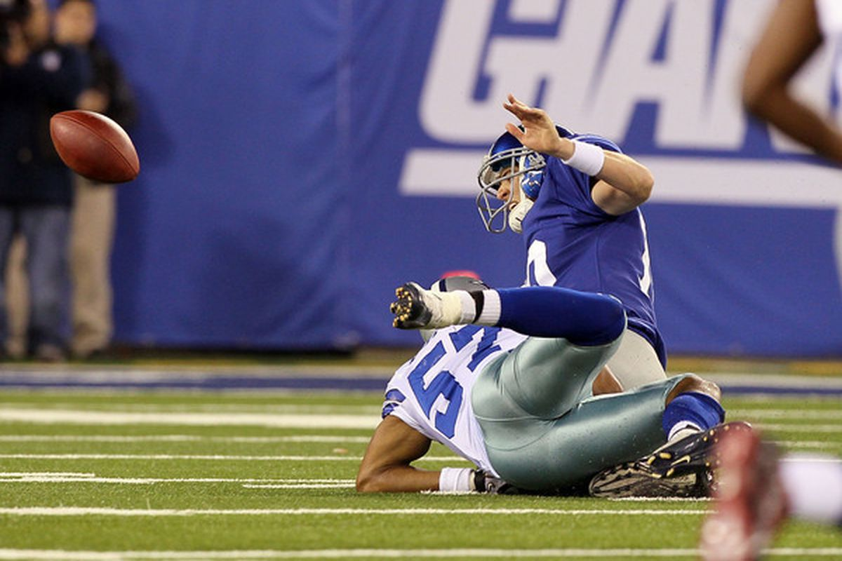 Hopefully we get to see a lot more of Victor Butler doing this in 2012 and beyond for the Dallas Cowboys.