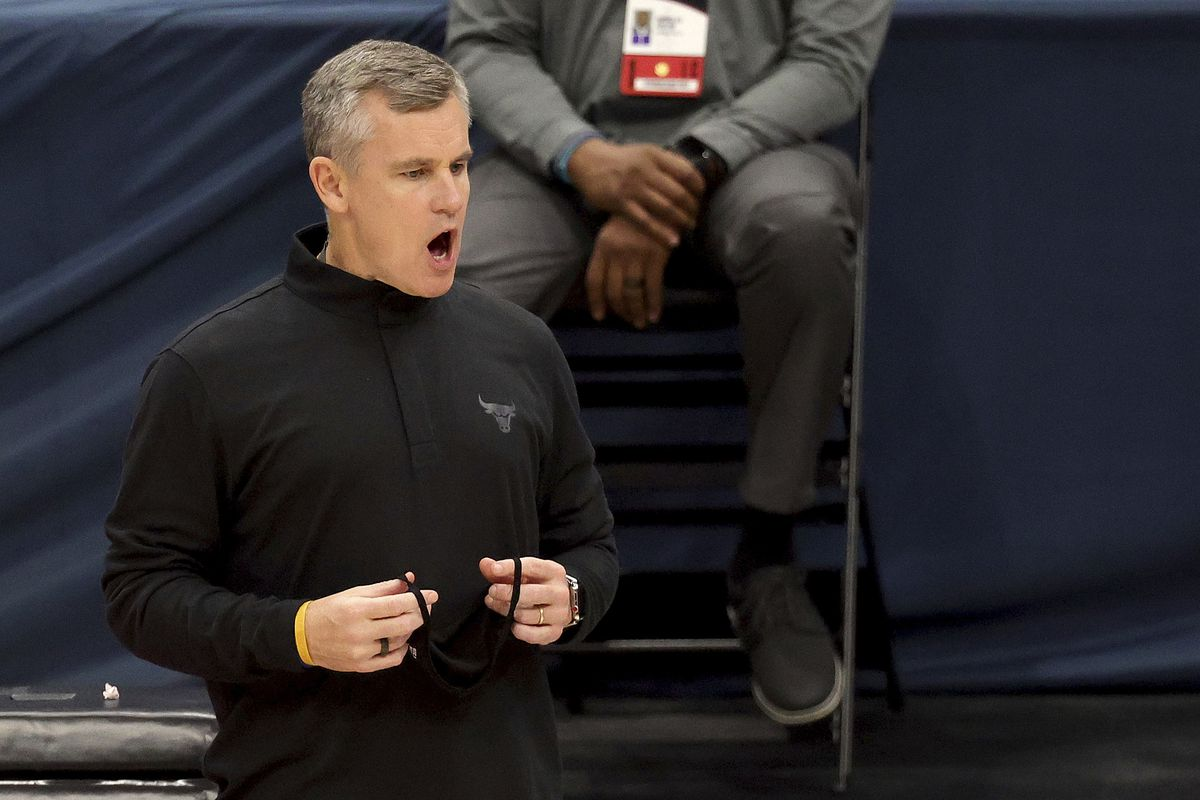 """""""We're gonna find out a little bit more about ourselves every time we play,"""" Bulls coach Billy Donovan said."""