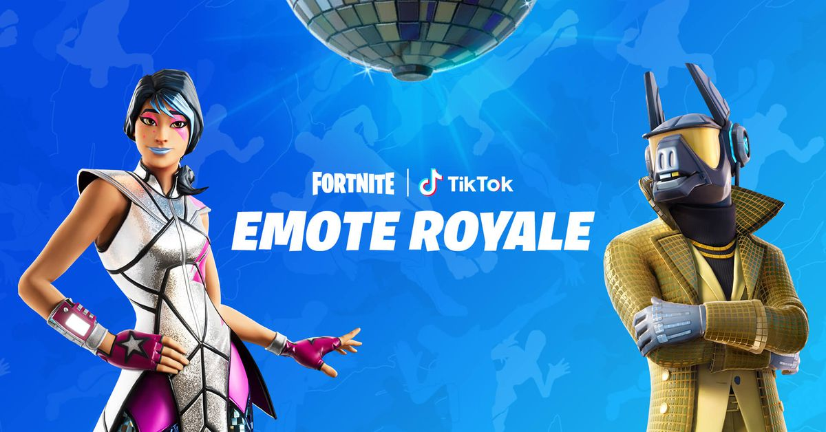 Fortnite is holding a TikTok dance contest to find the next great emote
