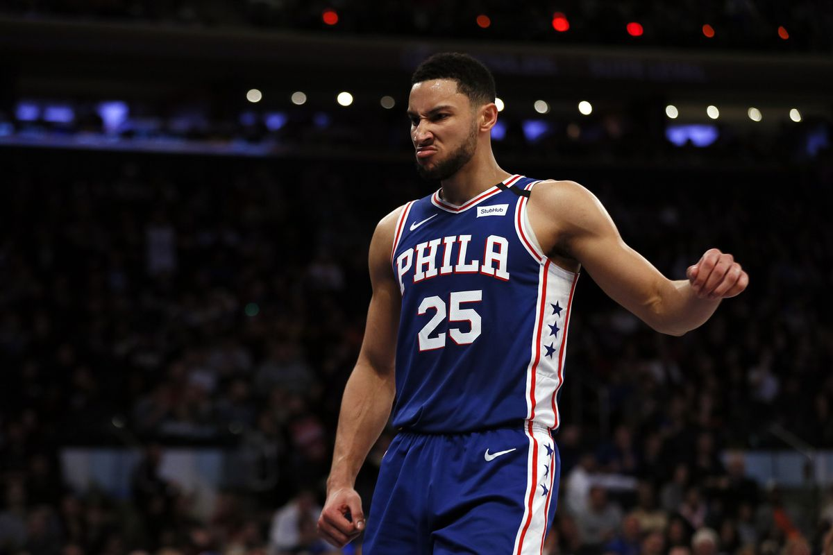 Image result for ben simmons