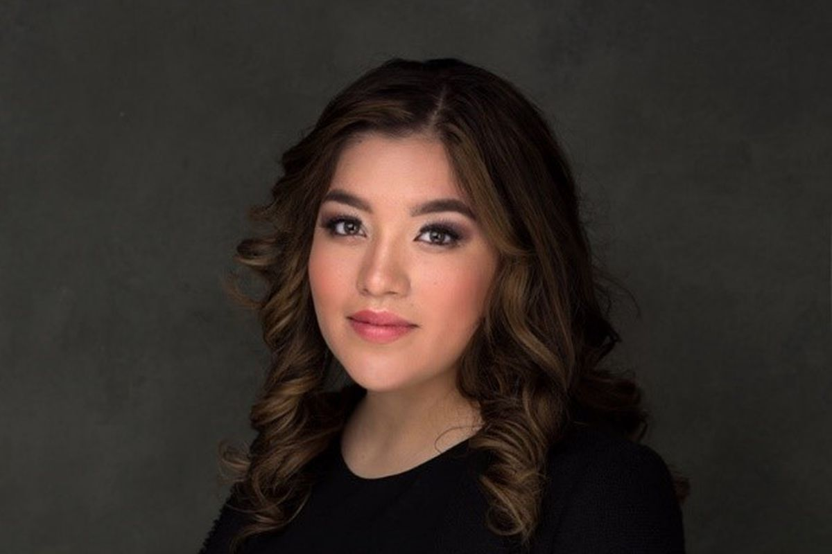 Alicia Elena Martinez, 2020 Illinois House 1st District Democratic primary election candidate.