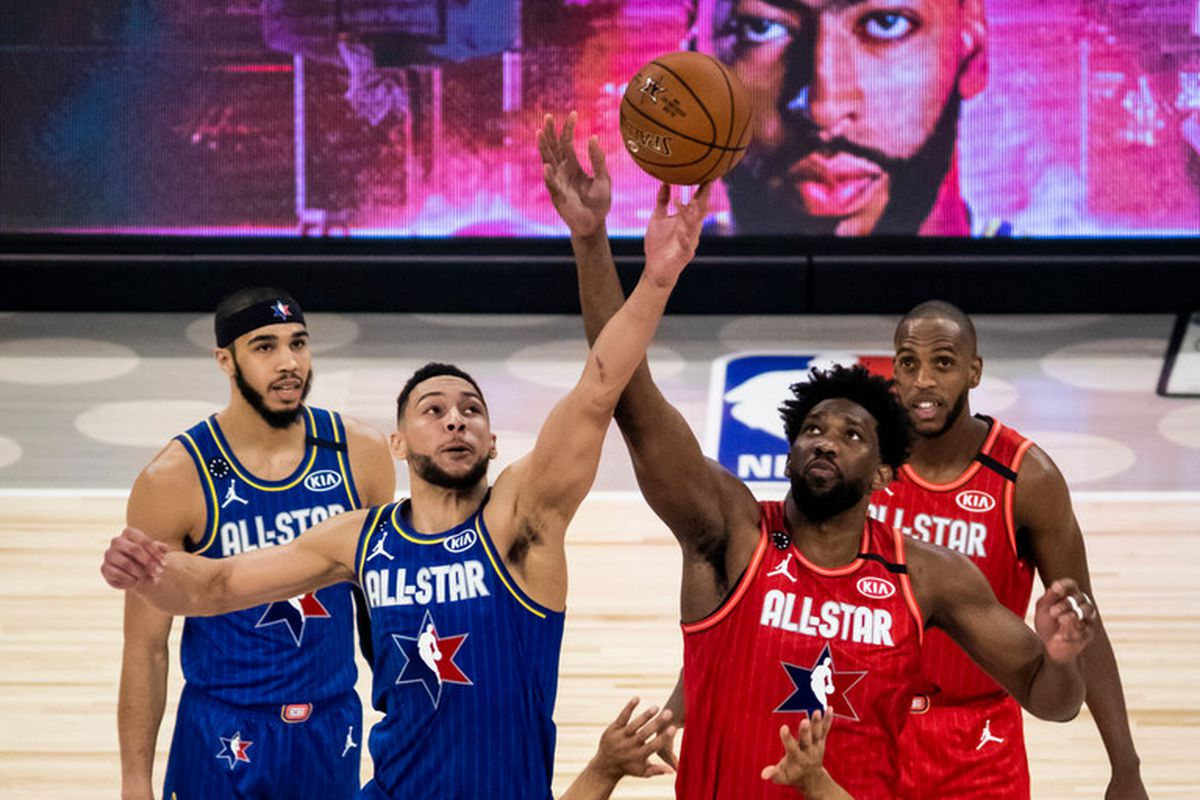 Resultado de imagen para NBA All Star Game 2020