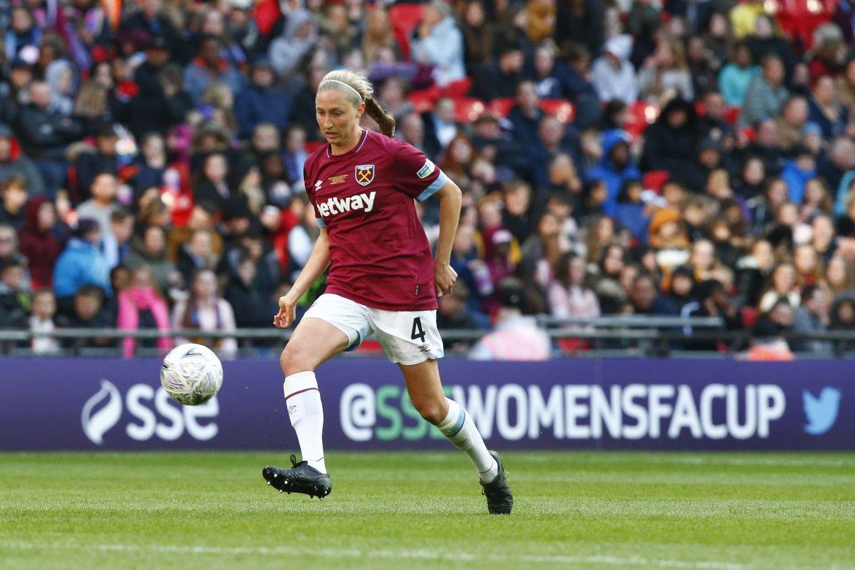 Manchester City Women v West Ham United Ladies - Women's FA Cup Final
