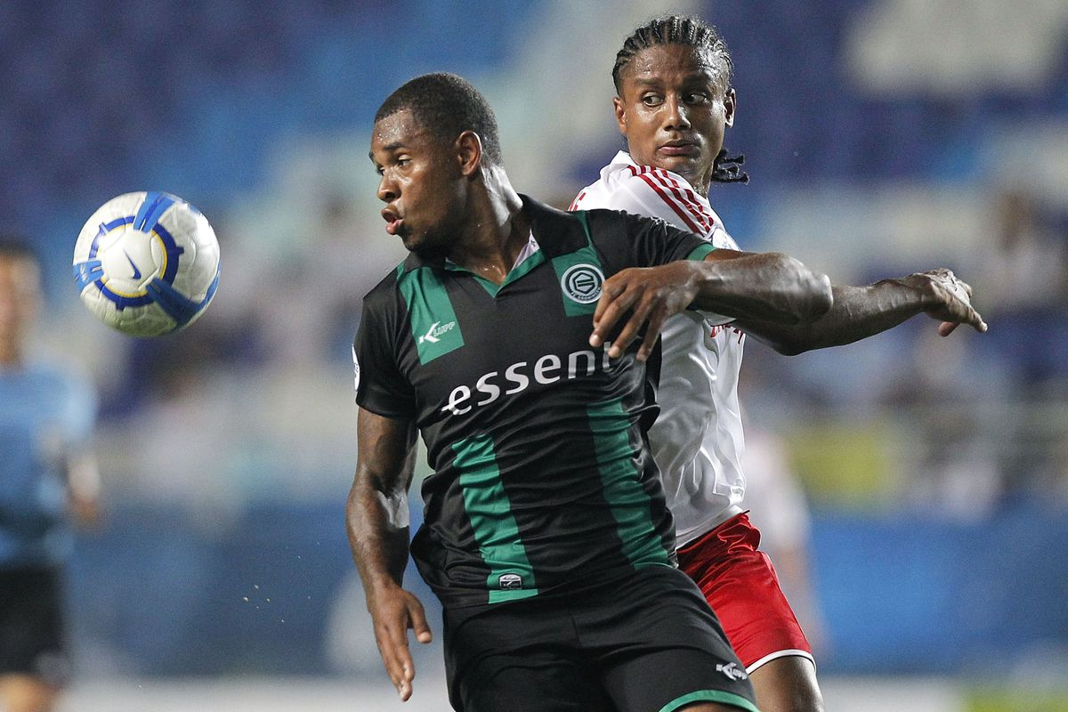 Leandro Bacuna used to play for Groningen!