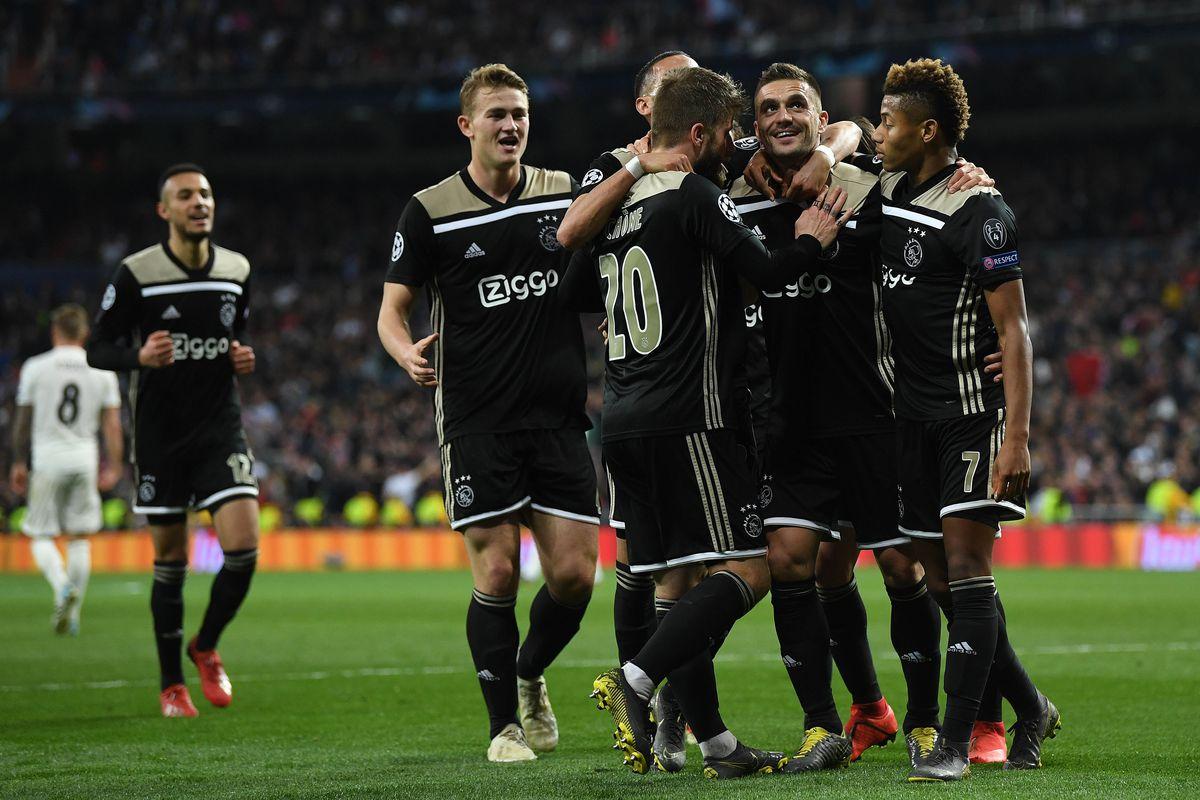 Dusan Tadic - Ajax - UEFA Champions League