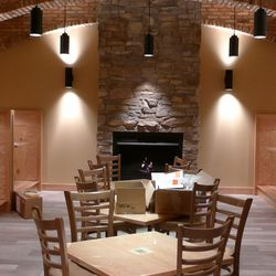 The Barrel Room will seat 60 to 80 diners and offers a catering menu for private parties.