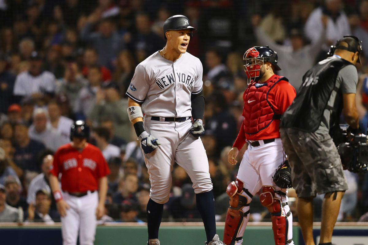 8e472bae7c5bf3 Yankees and Red Sox give MLB the rivalry they've been dreaming of ...