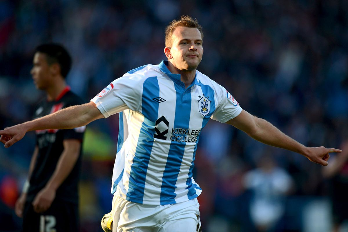 Huddersfield's Jordan Rhodes - the finisher Martin O'Neill needs to find this summer?