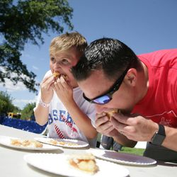 St. George will offer a schedule full of Fourth of July activities, including a parade, breakfast and hot dog eating and watermelon spitting contests.
