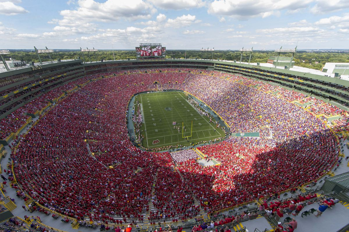 Notre Dame Football Irish Wisconsin Badgers Leaping Into