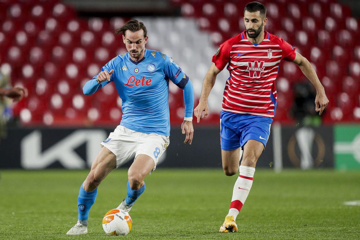 Granada v Napoli - UEFA Europa League