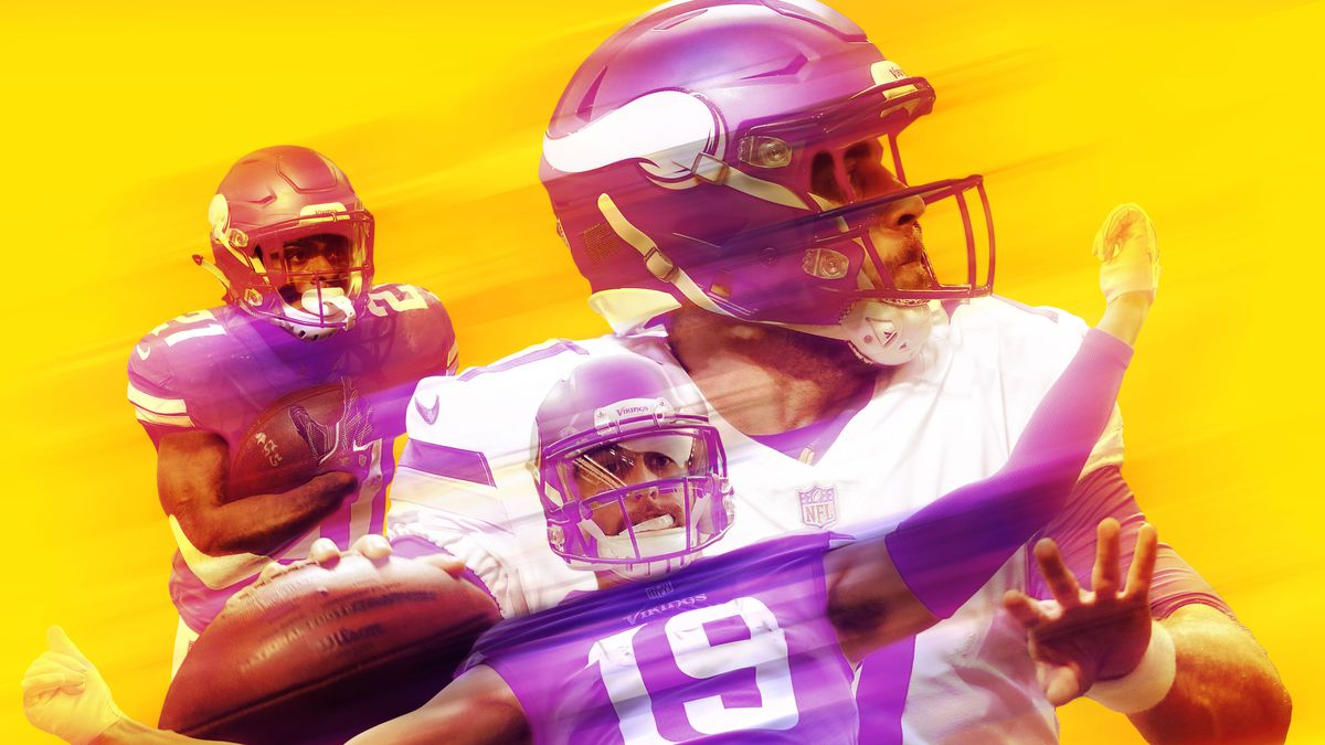 Case Keenum and the Vikings  Offense of Misfits is Built to Overcome ... 9eeef229c