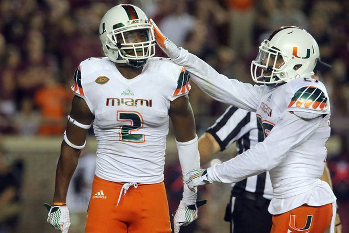 new style 73f4e 80dde Bears draft Miami safety Deon Bush in fourth round - Chicago ...