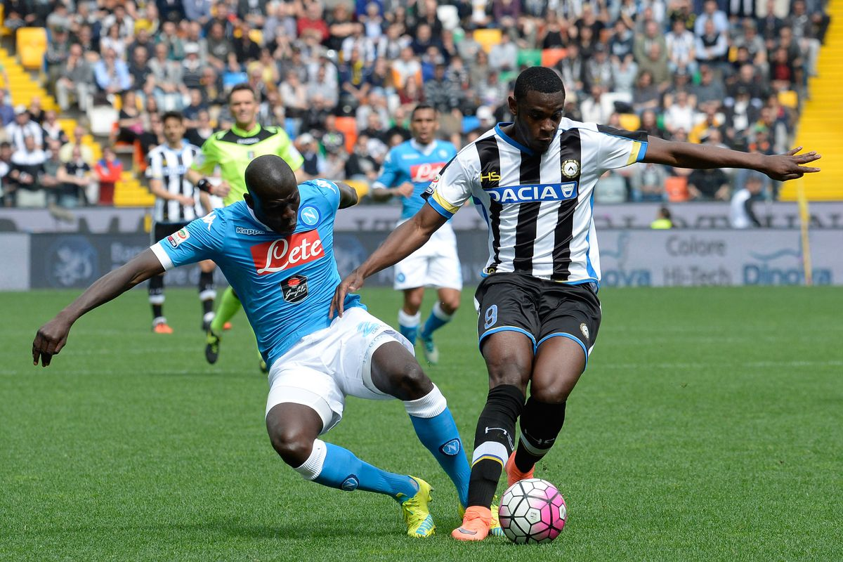 Napoli Vs Udinese Confirmed Lineups Team News And How To Watch Serie A