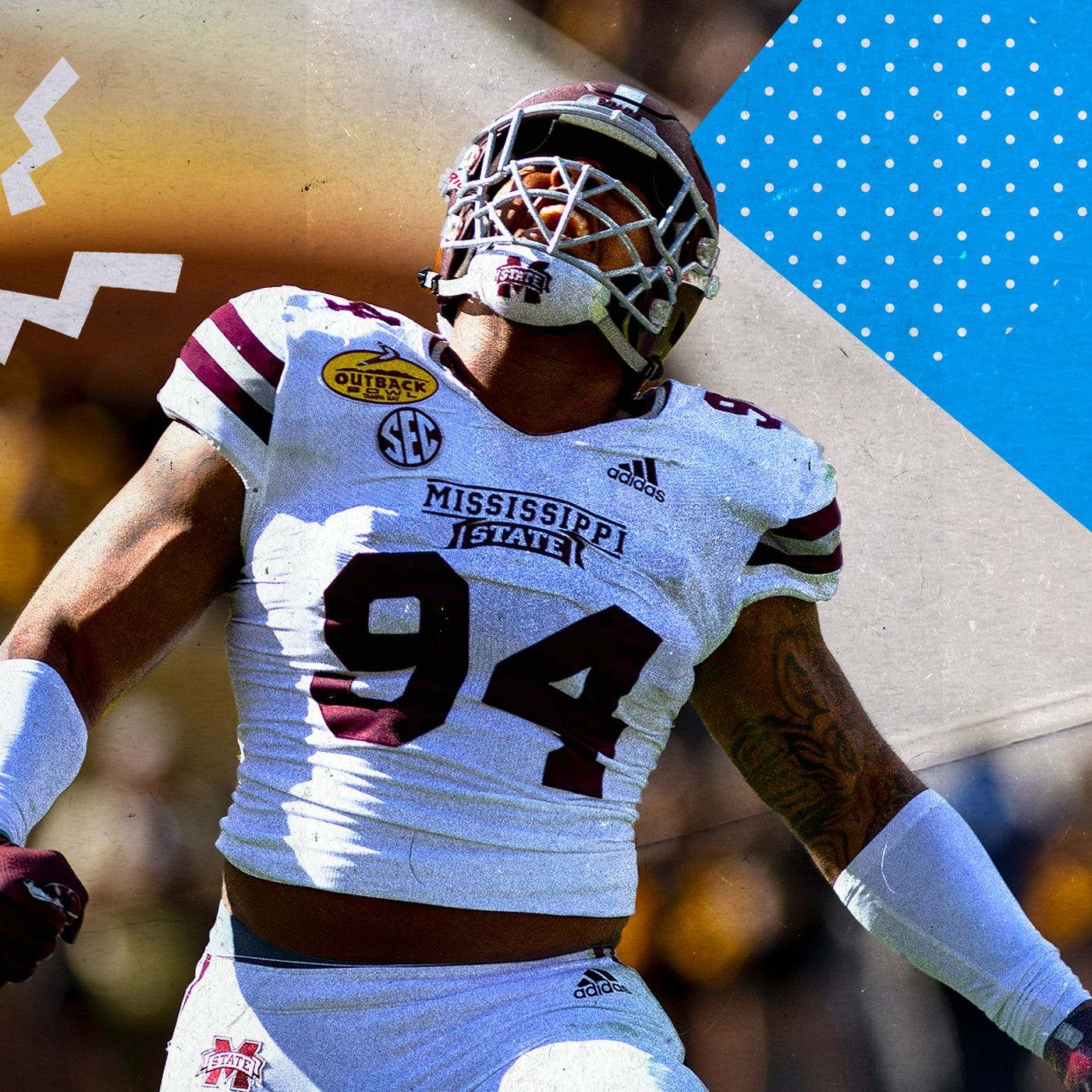3d1898af Jeffery Simmons gives the Titans the draft's most high-risk, high ...