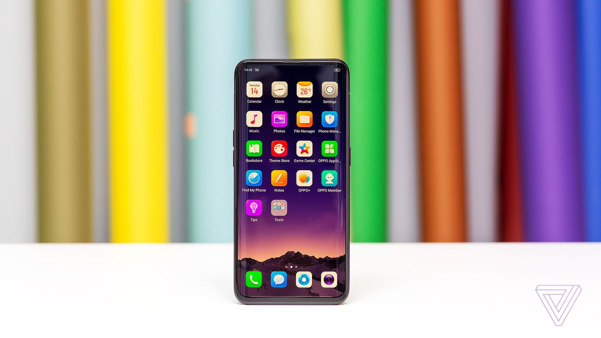 f7ef1ee351e Oppo Find X review  unrefined ambition - The Verge