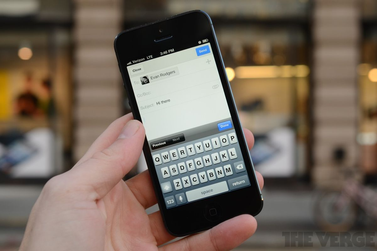 Gmail for iOS 2.0