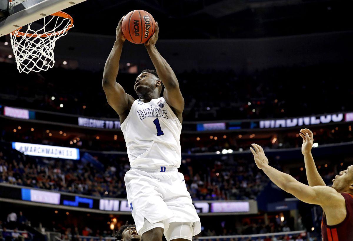 NCAA Basketball: NCAA Tournament-East Regional-Virginia Tech vs Duke