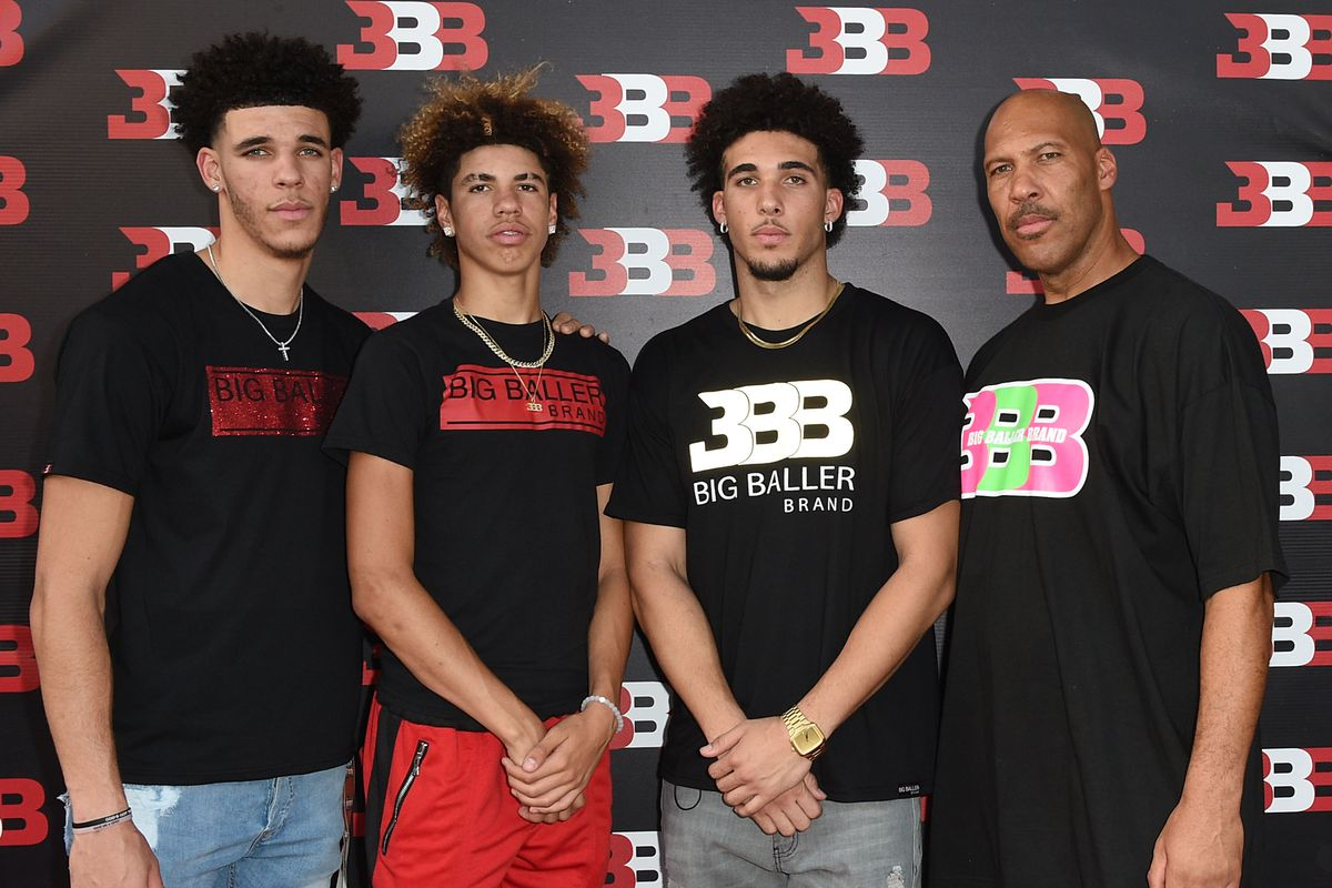 LaVar Ball Wants an Alternative for High School Grads