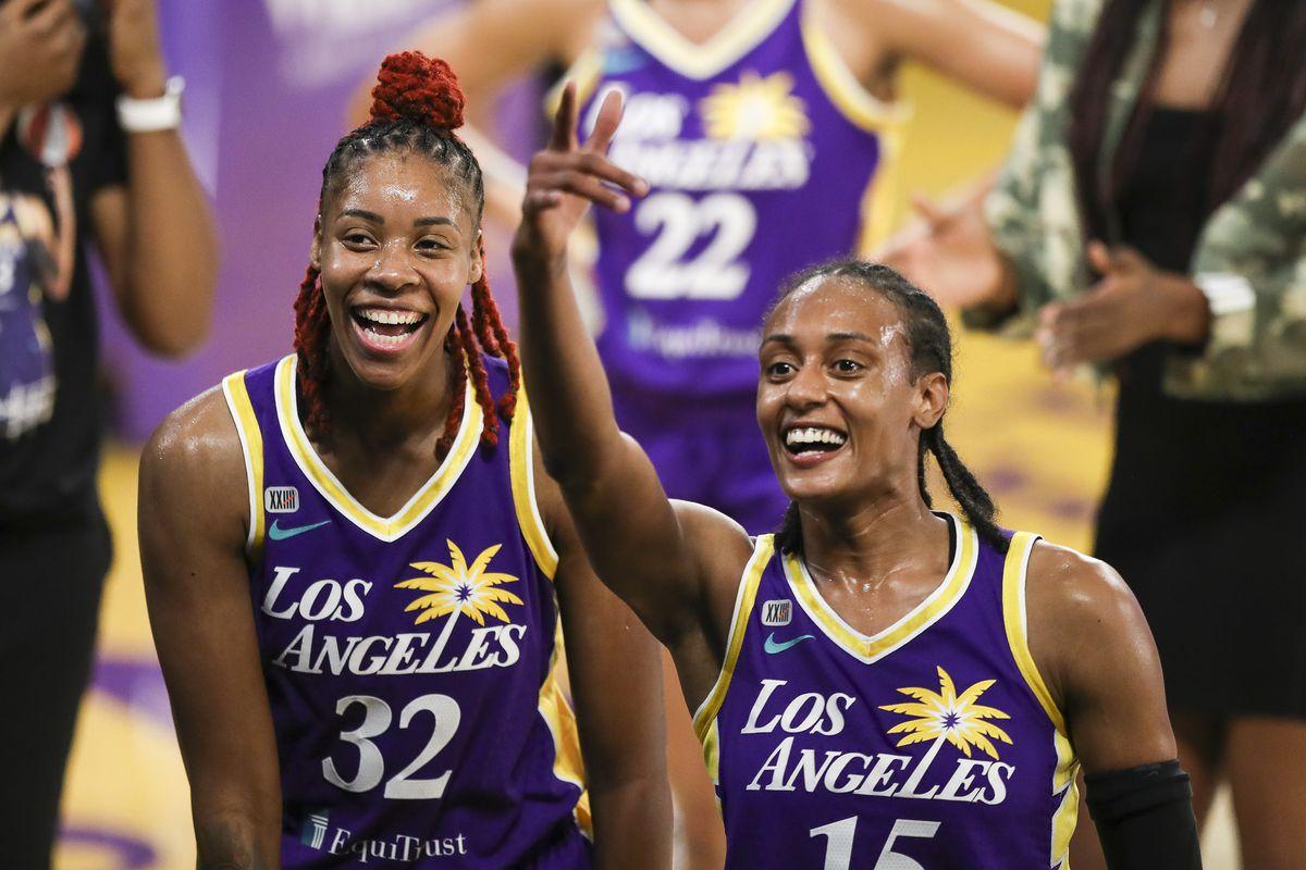 Indiana Fever v Los Angeles Sparks