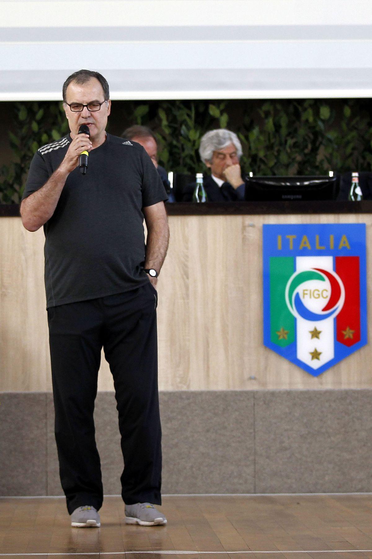 Panchine d'oro e d'argento - Italian Football Federation Award Ceremony