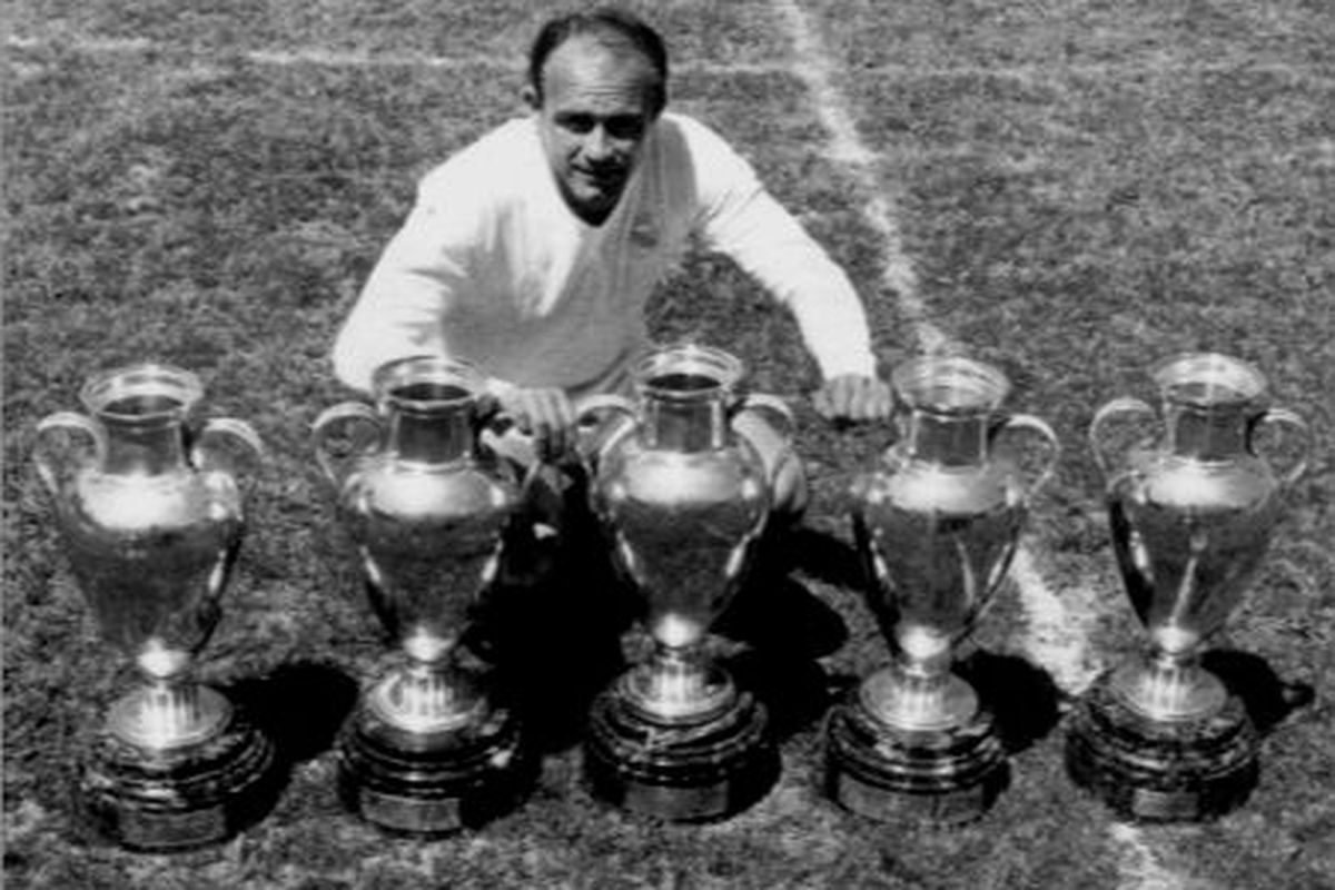 Image result for alfredo di stefano