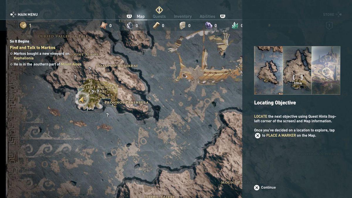 assassins creed 2 map