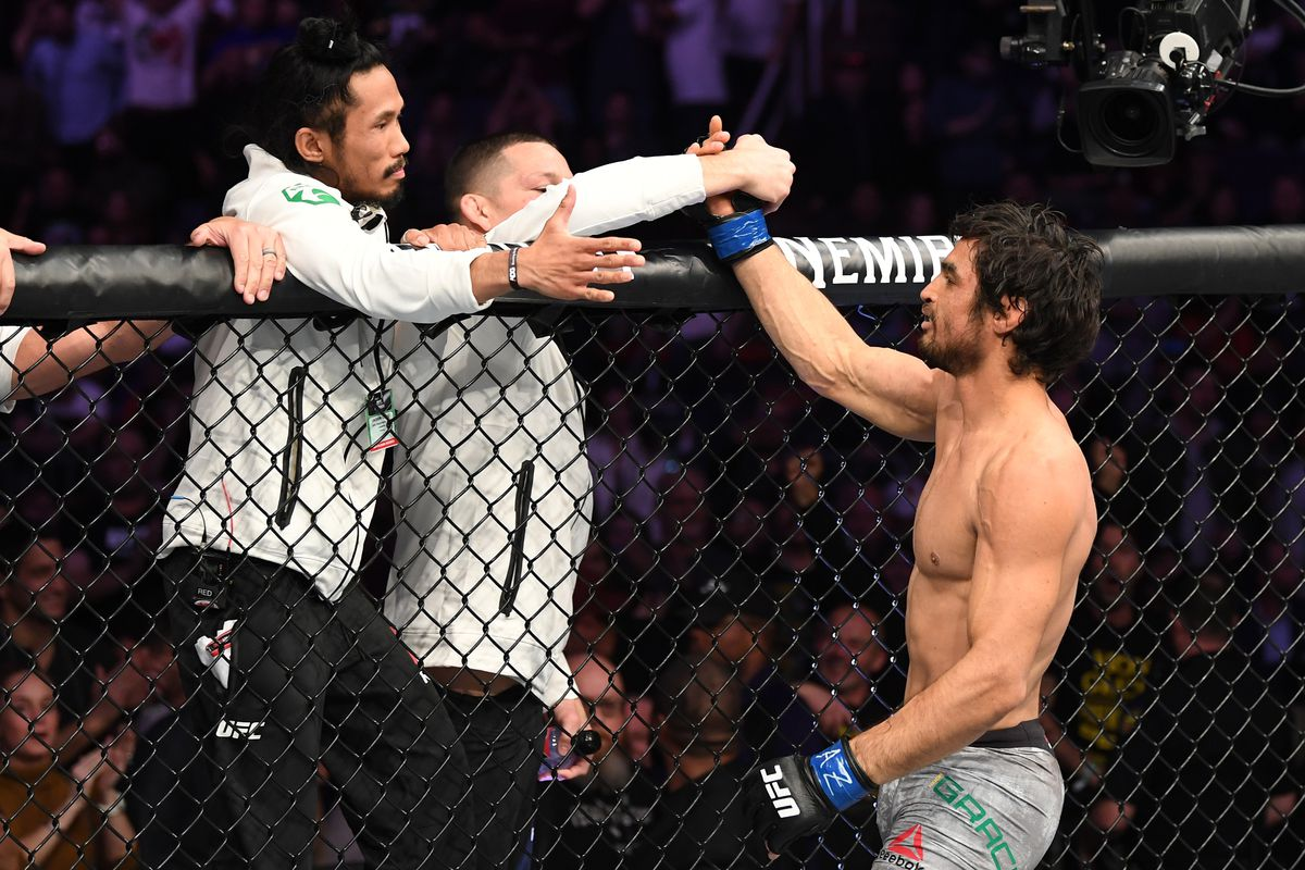 Cub Swanson vs. Kron Gracie targeted for UFC show in October