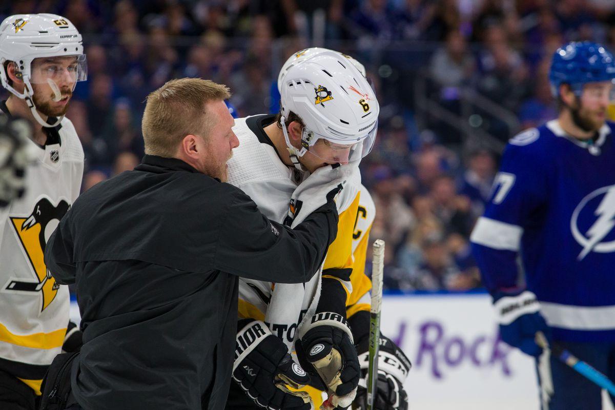 Pittsburgh Penguins v Tampa Bay Lightning