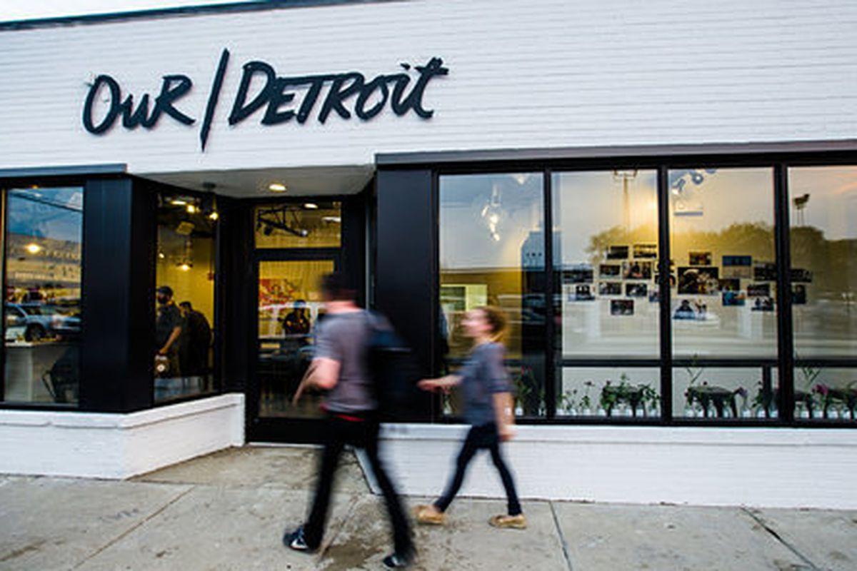 Our/Detroit Vodka