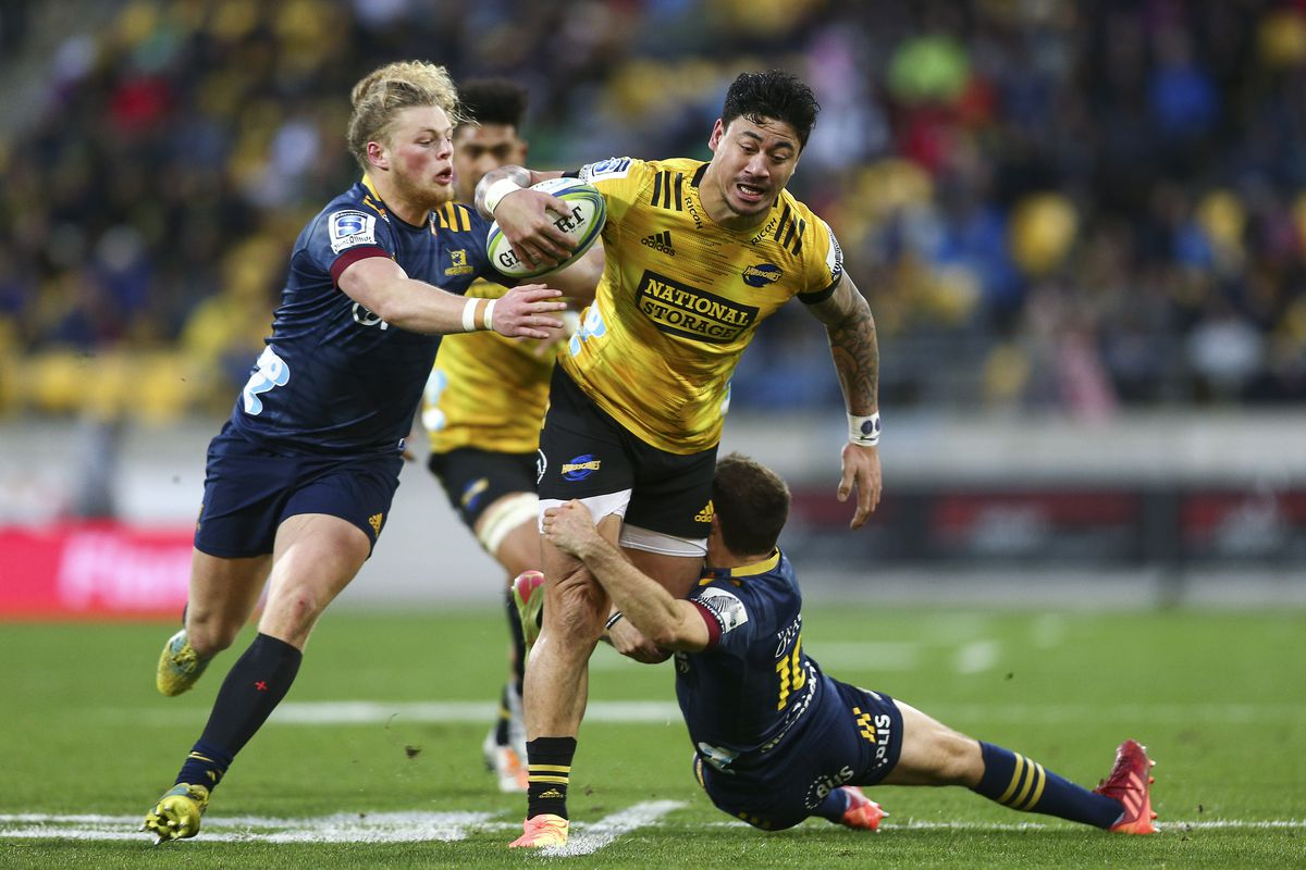 Super Rugby Aotearoa Rd 5 - Hurricanes v Highlanders