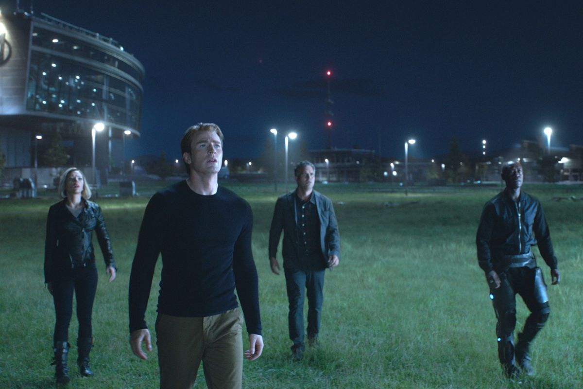 Avengers: Endgame box office: $1 2 billion opening weekend