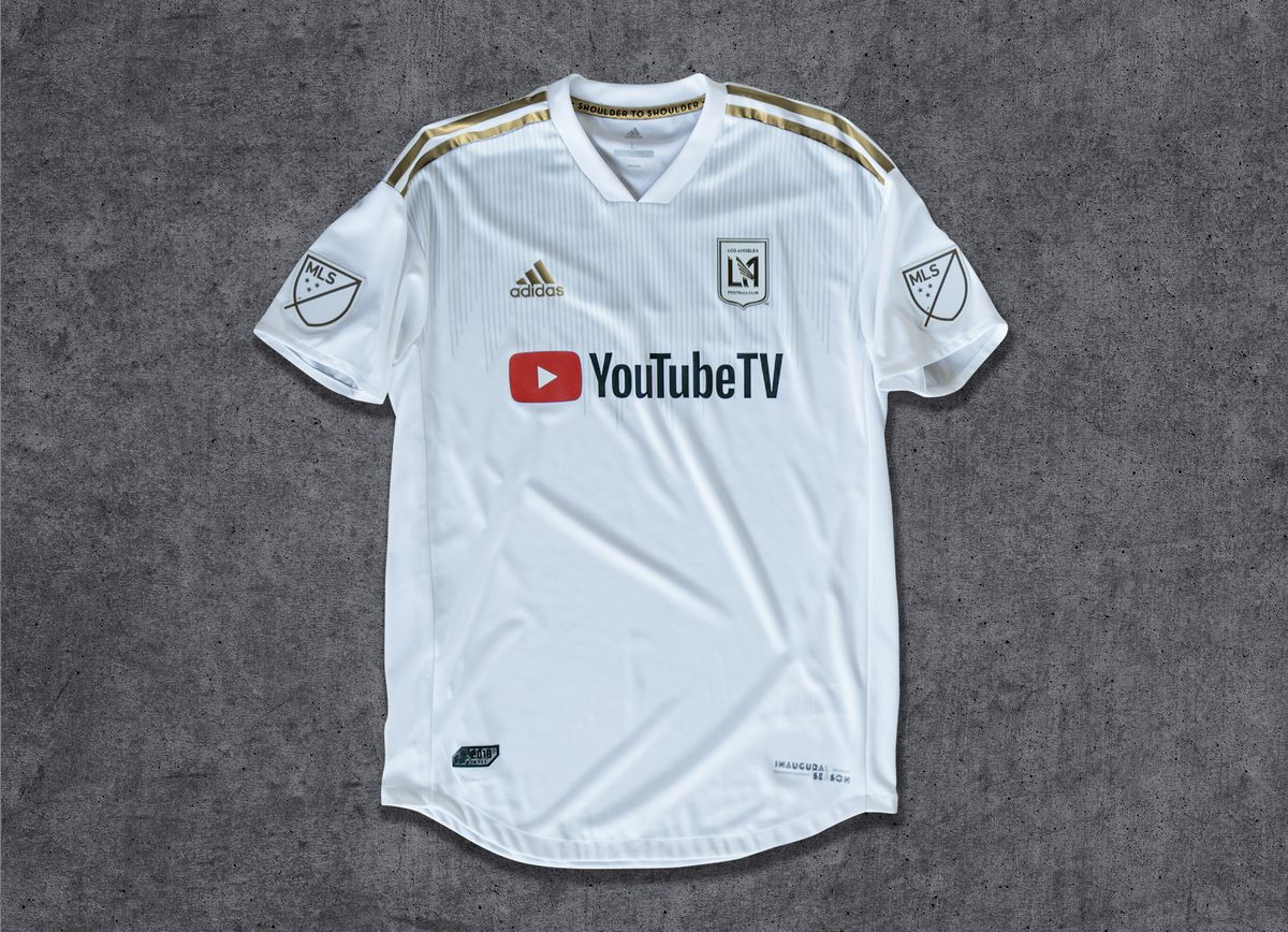 5c65c0f39fd LAFC release inaugural kits for 2018 season - Angels on Parade