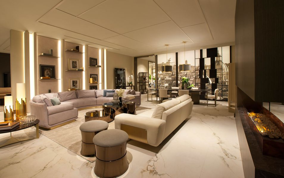 Fendi Casa S New La Flagship Is Ultra Luxury At Its Finest