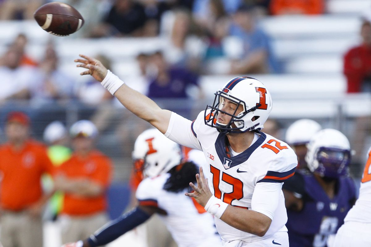 Inside the Playbook: Helping Wes Lunt Read Coverage - The Champaign Room