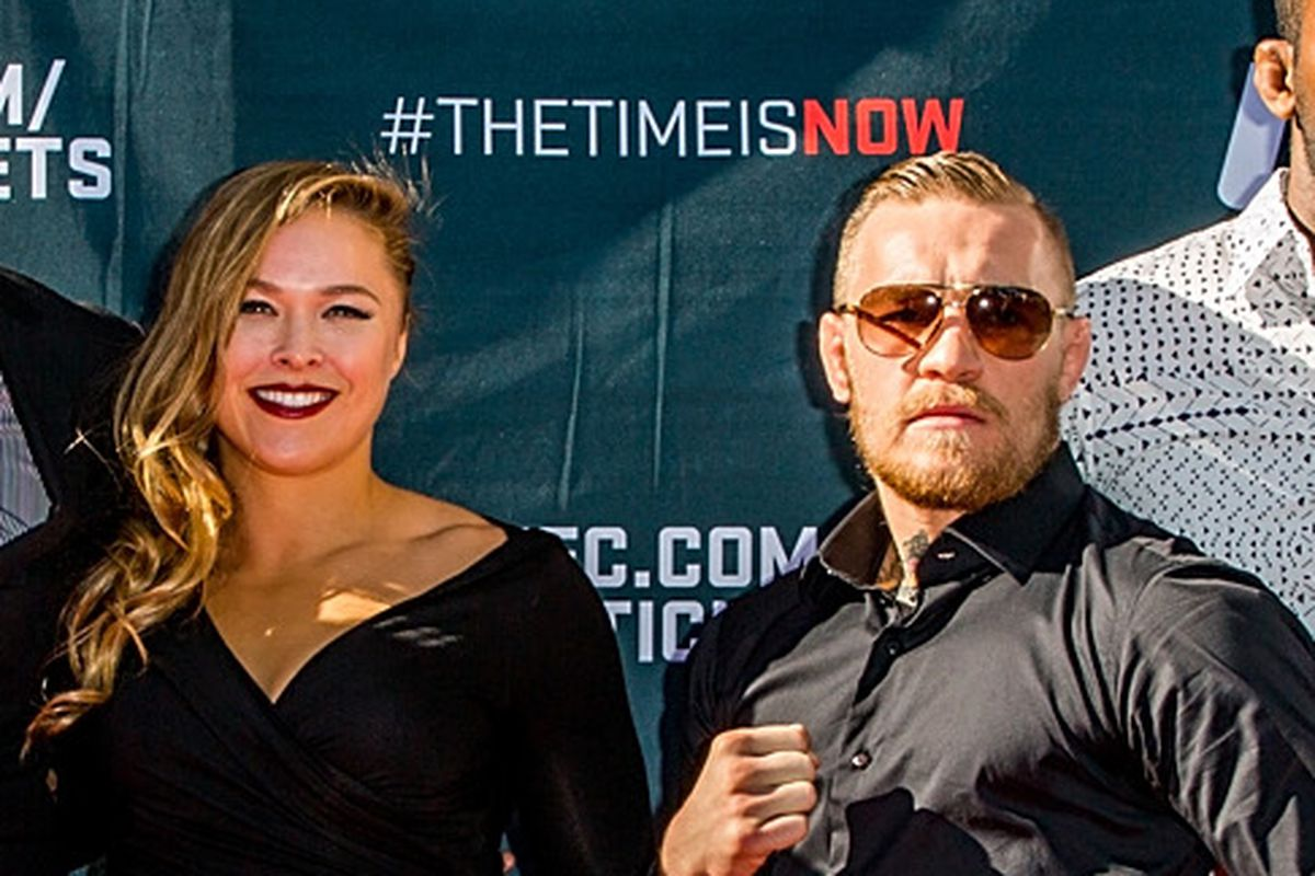 UFC: The Time Is Now