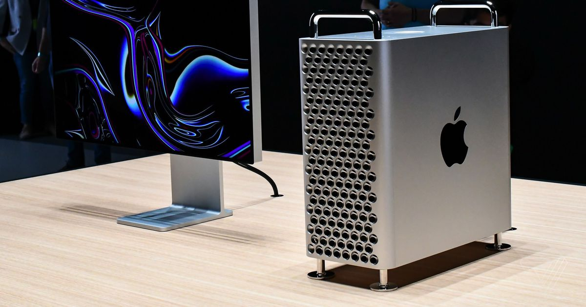 Apple will make its new Mac Pro in the US