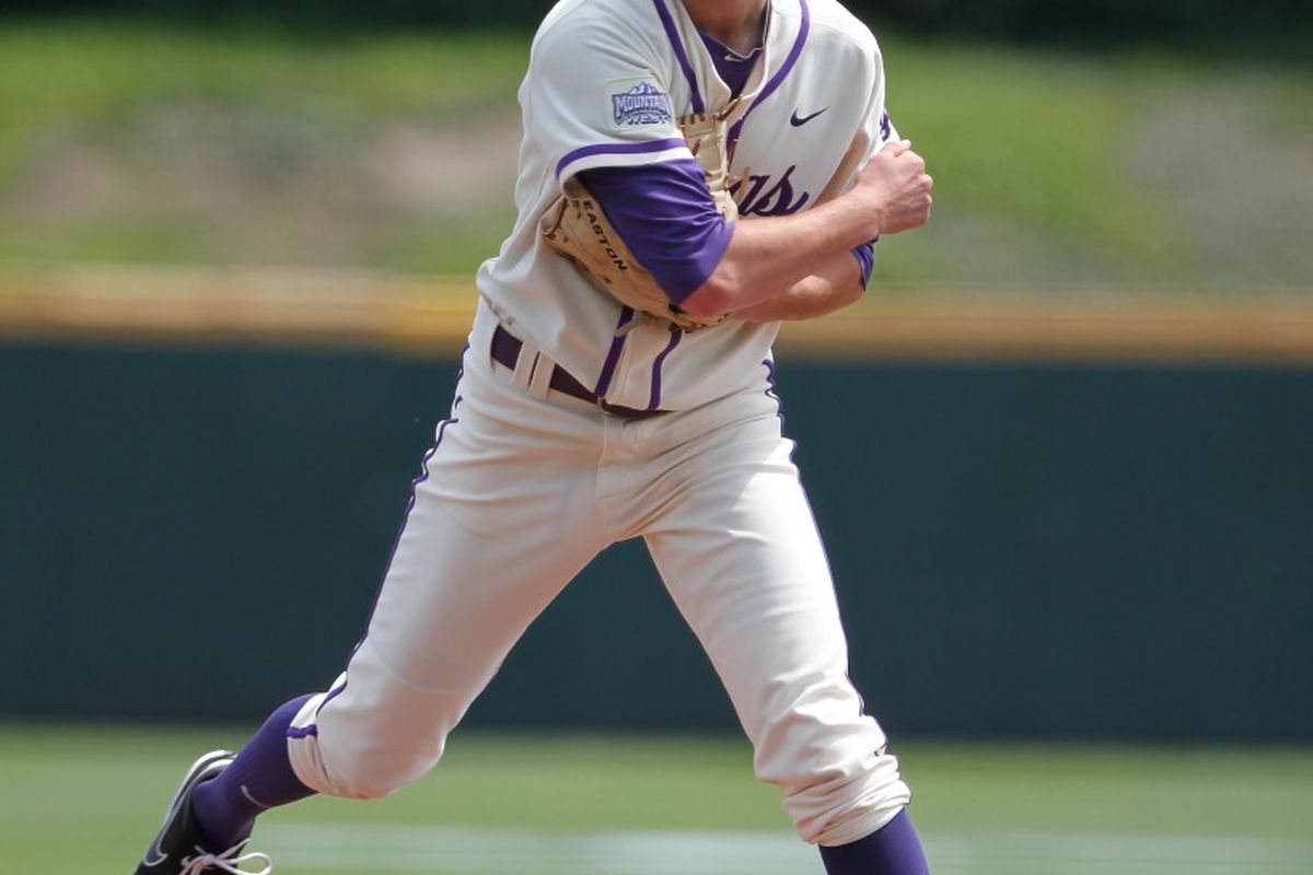 "TCU freshman Preston Morrison takes the mound for the Frogs on Saturday <a href=""http://keithr.zenfolio.com/p1051806119/h3c5d84a1#h3c5d84a1"" target=""new"">(PHOTO BY KEITH ROBINSON)</a>"