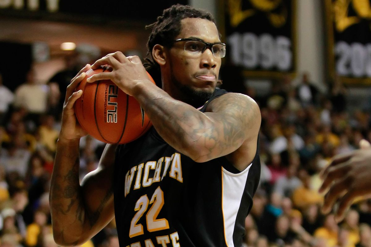 Don't mess with the do. Carl Hall is now back leading the way for Wichita State