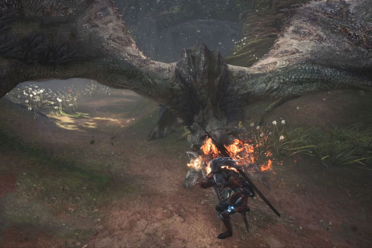 Monster Hunter World guide: How to beat the Rathian - Polygon